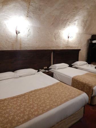Dilek Kaya Hotel: Bedroom