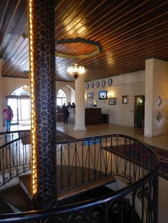 Dilek Kaya Hotel: Lobby