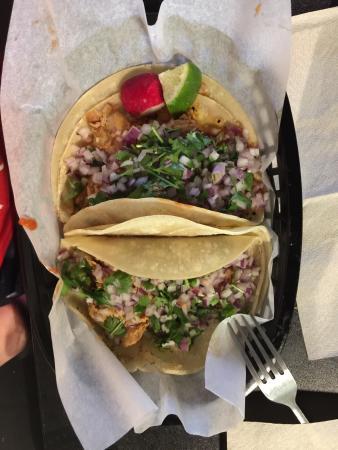 Cilantro Taco