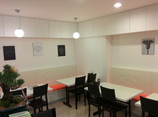 Makan Halal Korean Restaurant: In Makan restaurant