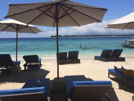 Vamana Resort: Zona de playa