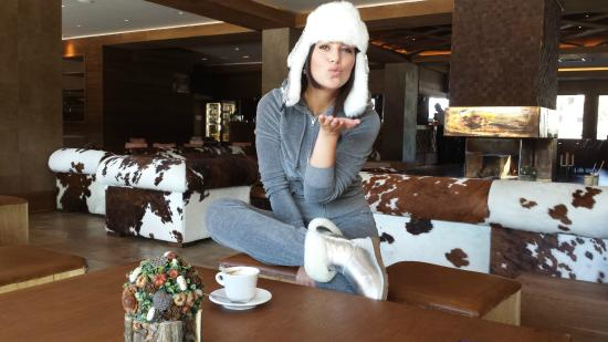 1c7c0fd1c8 Grand Hotel   Spa  Jako lep kafic sa kaminom povezan sa lobijem !