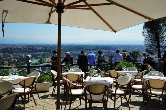 Terrazza - Foto di Ristorante-Caffe\' Lo Zodiaco, Roma - TripAdvisor