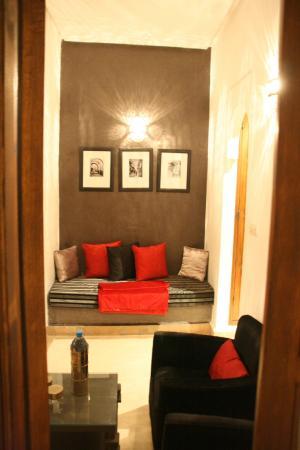 Riad Chayma: Saffron Suite