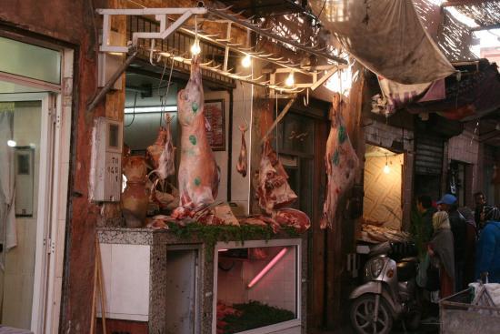 Riad Chayma: Markt Bab Doukkala