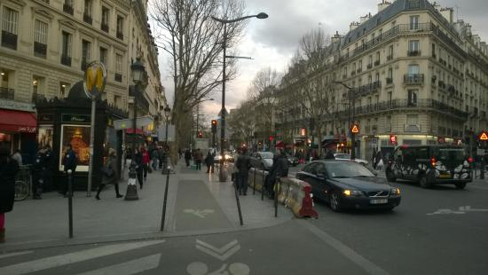 Hotel Doree Paris Boulevard Barbes