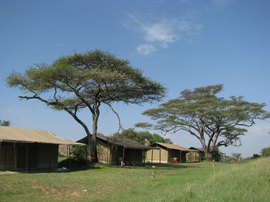 Kisura Serengeti Mobile Camp