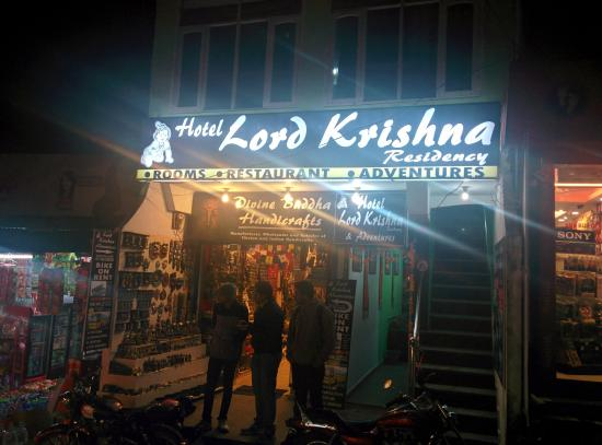 Lord Krishna Residency: Front View