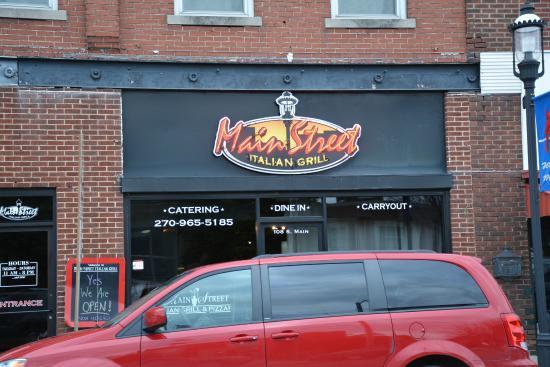 Main Street Italian  Grill: Main Street Italian Grill