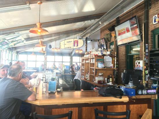 Boathouse Cantina : Bar