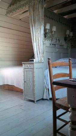 Galanthus Bed & Breakfast: Geheimer Kamer