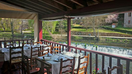 Corredor o terraza superior fotograf a de portovello allariz tripadvisor - Restaurante portovello allariz ...