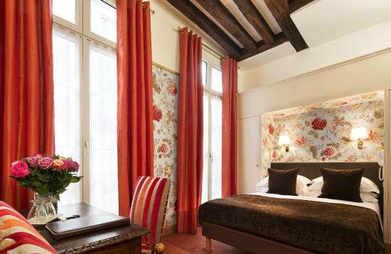 Hotel Saint Paul Rive Gauche: Superior double room