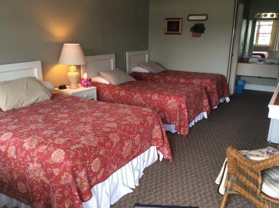 Aspinwall Motel : A sample room to view!