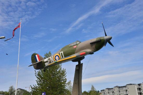 Norsk Luftfartsmuseum: Supermarine Spitfire