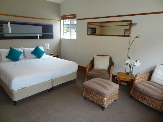 Central Ridge Boutique Hotel: Bedroom
