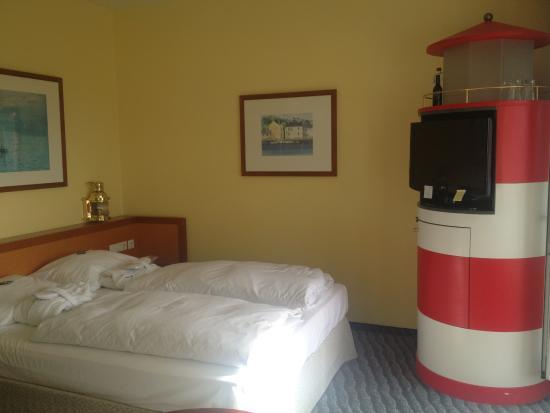 Wyndham Stralsund HanseDom: Superior-Zimmer 218