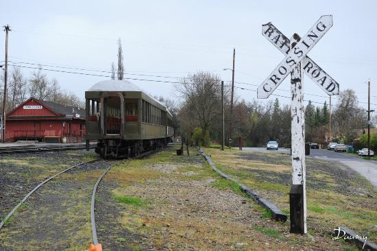 Jamestown, CA: Railtown 1897, State historic Park