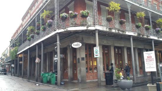 Stanley Restaurant New Orleans La