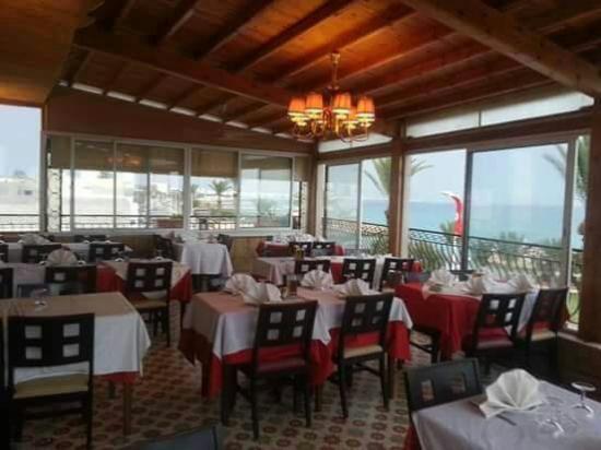 Restaurant Neptune: Terasse du neptune