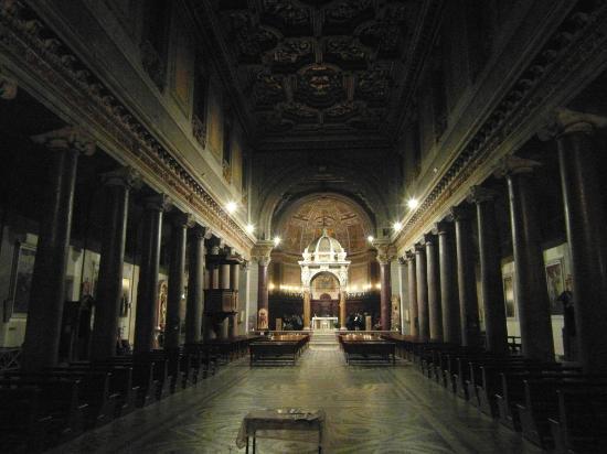 Chiesa Sant'Agata in Trastevere