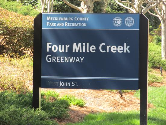Four Mile Creek Greenway