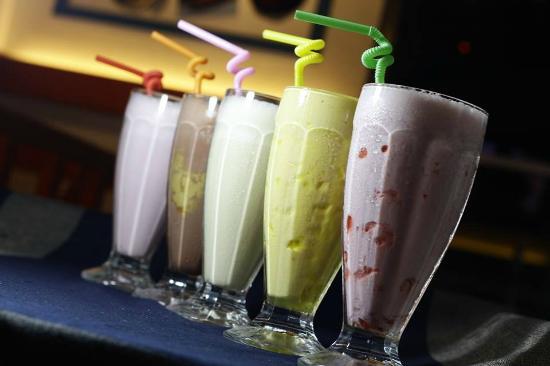 Uncle Sam Restaurant: The Real Milkshakes