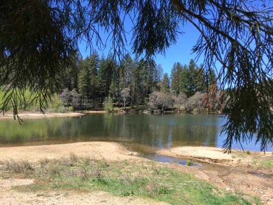 The North Shore Inn: Lake Gregory area