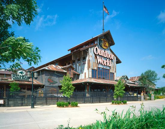Bossier City, LA: Bass Pro Shops