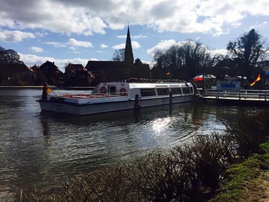 Eutin, Jerman: MS Freischütz zum Saisonstart 2015