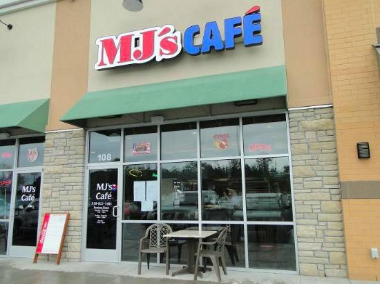Mj S Cafe Hampstead Nc
