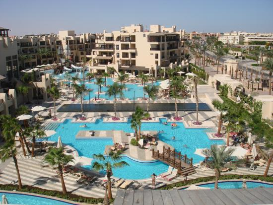 Poollandschaft Bild Von Steigenberger Aqua Magic Hurghada