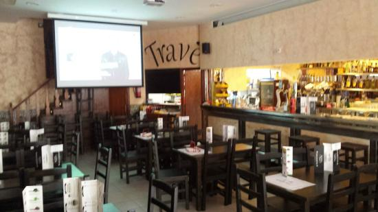 Bar Cafeteria Trave