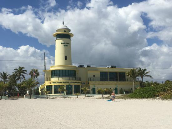 Bal Harbour, FL: Haulover Park Ocean Rescue Lifeguard Station