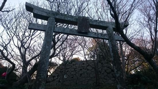 Katsumoto Castle Ruin
