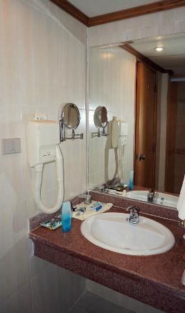 Beach Albatros Resort: Ванная комната