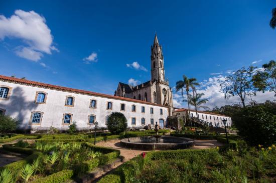 Santuario do Caraca : Santuário