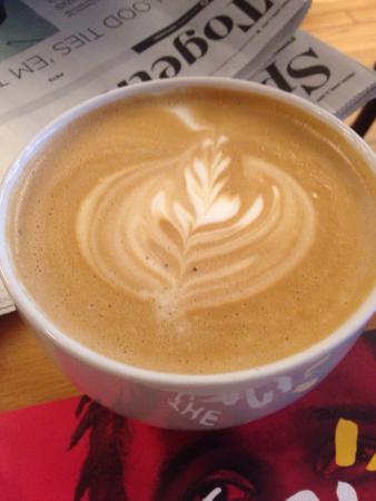 Cafe One Eight : Mocha