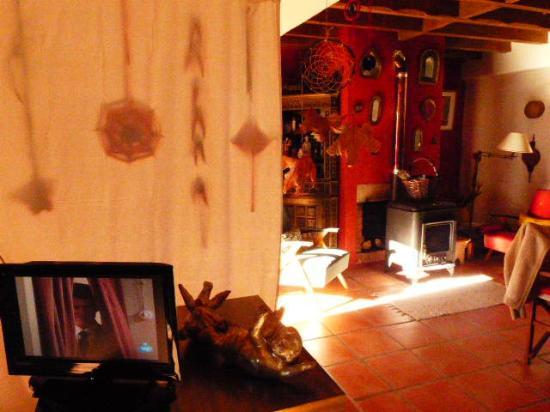Hostel Argonauta: lugar do fogo