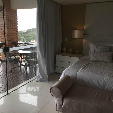 Costa Do Sol Boutique Hotel: Suíte noiva + parte da vista