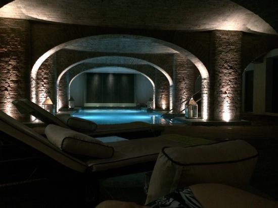Delighful Basement Spa The Amazing E In Design