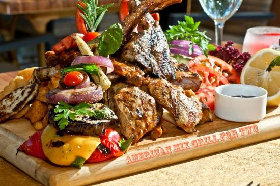 Yamas Restaurant Hersonissos