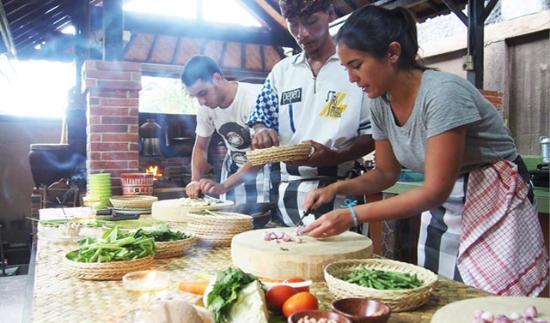 Gado Gado Bali Cooking Class