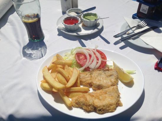 El Tomate: Battered Lanzarote Fish