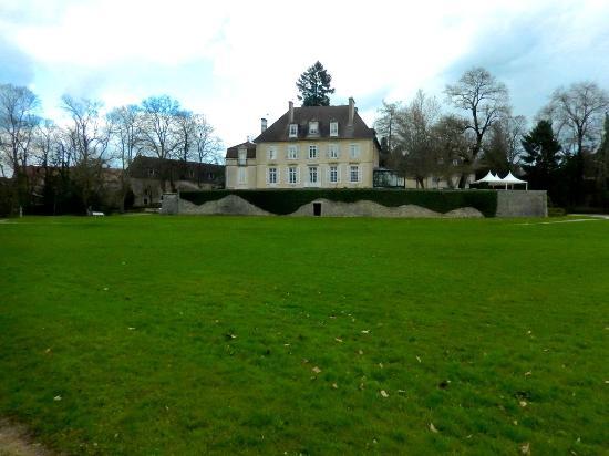 Chateau De Rigny : le château et son parc