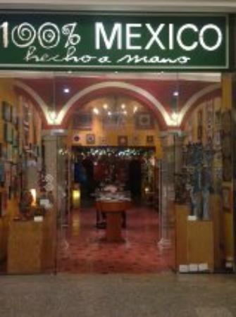 100% Mexico Hand Made