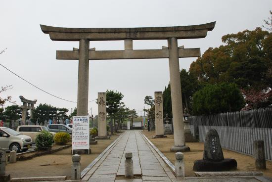赤穂大石神社, Oishi Jinjya 2