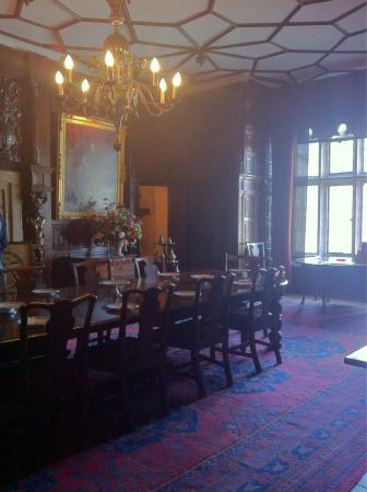 Kendal, UK: Dining room