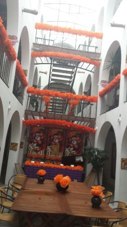 Hotel Oaxacalli: Fiesta De Muertos . . .
