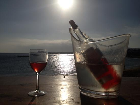Marina Rubicón: Sunshine and wine what a great combination